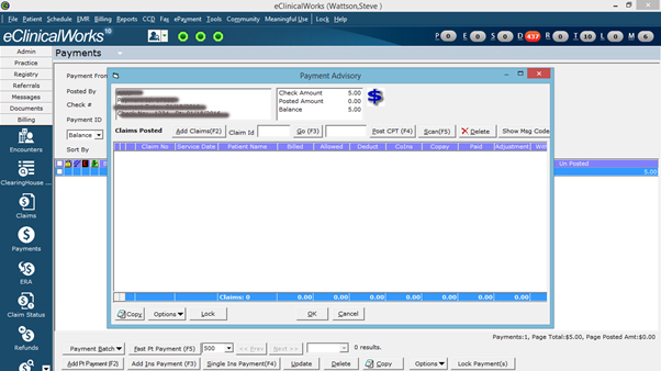ecw-emr-software-step-2