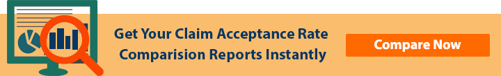 claim acceptance rate
